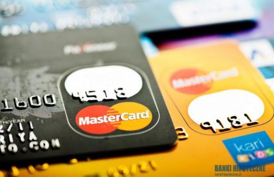 Odrzucenie płatności kartą