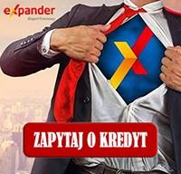 Expander Kredyt mieszkaniowy - promocja październik 2019