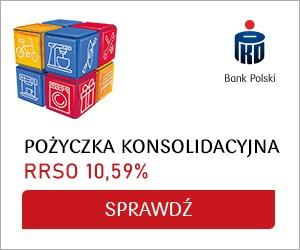 Promocja kredytu konsolidacyjnego w PKO Banku Polskim